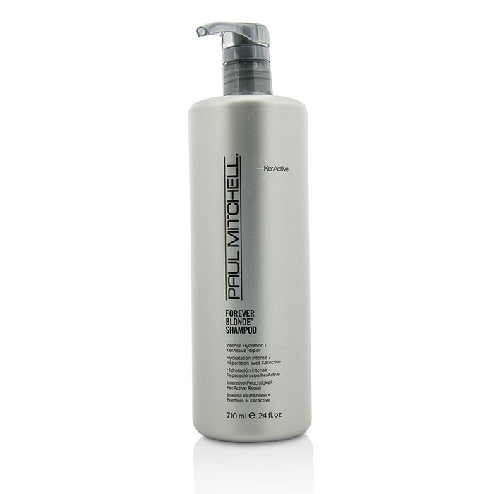 Paul Mitchell Forever Blonde Shampoo (Intense Hydration - KerActive Repair) ポール ミッチェル Forever Blonde Shampoo 【海外直送】