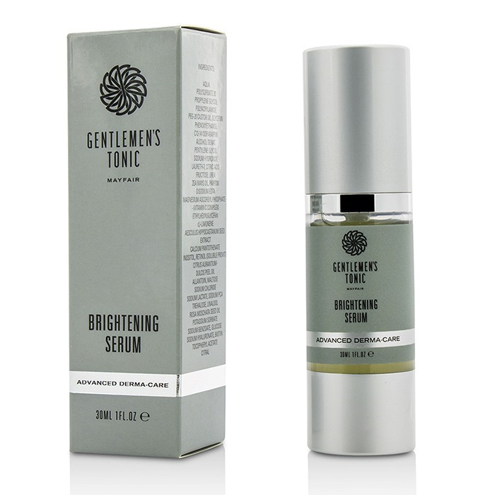 Gentlemen's TonicAdvanced Derma-Care Brightening Serum 21558Gentlemen's TonicAdvanced Derma-Care Brightening 【海外直送】