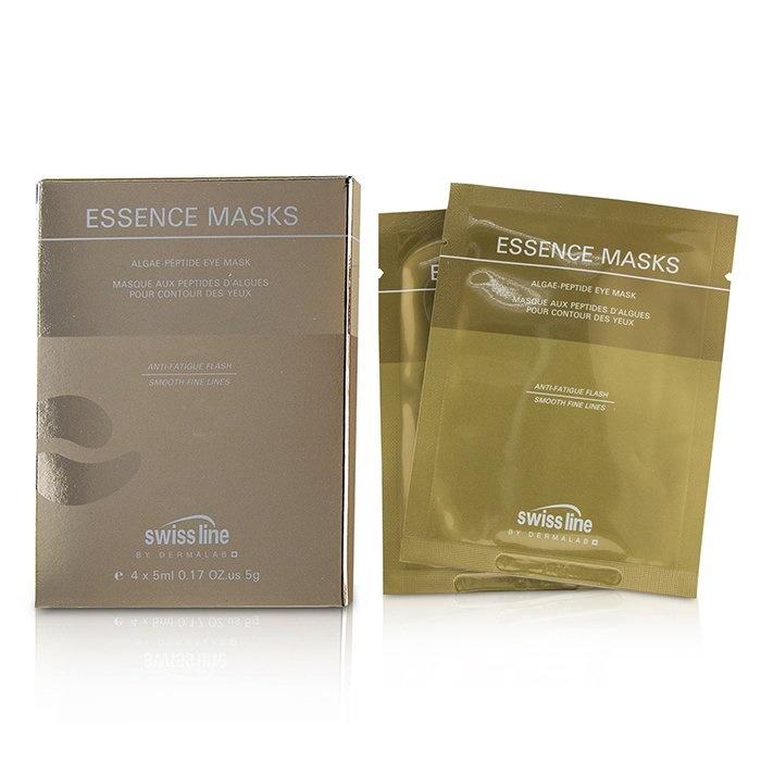 Swissline Algae-Peptide Eye Mask スイスライン アルゲ-ペプチド アイ マスク 4x5ml 【海外直送】
