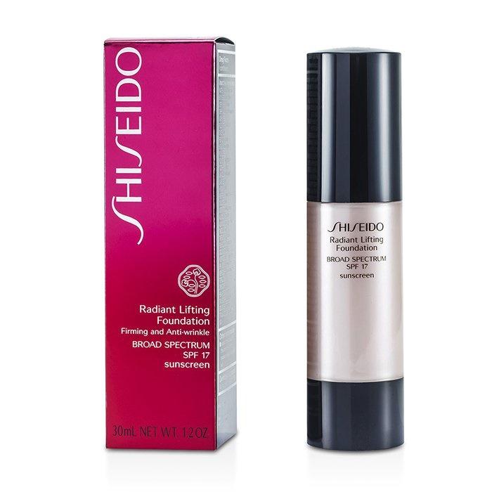 Shiseido Radiant Lifting Foundation SPF 17 - # O40 Natural Fair Ochre 資生堂 ラディアント リフティング ファンデーション SPF 17 - # 【海外直送】