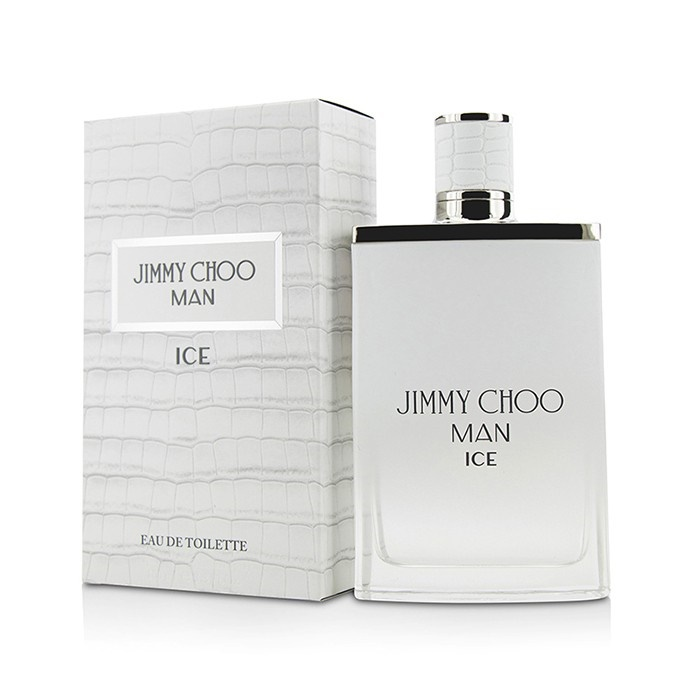 Jimmy Choo Man Ice Eau De Toilette Spray ジミーチュウ マン アイス EDT SP 100ml/3.3oz 【海外直送】