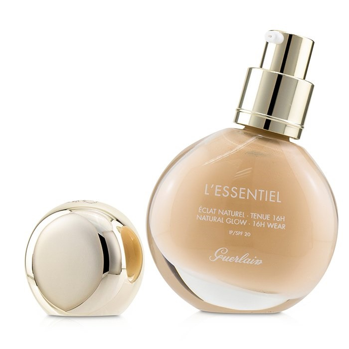 Guerlain L'Essentiel Natural Glow Foundation 16H Wear SPF 20 - # 01N Very Light ゲラン L'Essentiel Natural Glow 【海外直送】