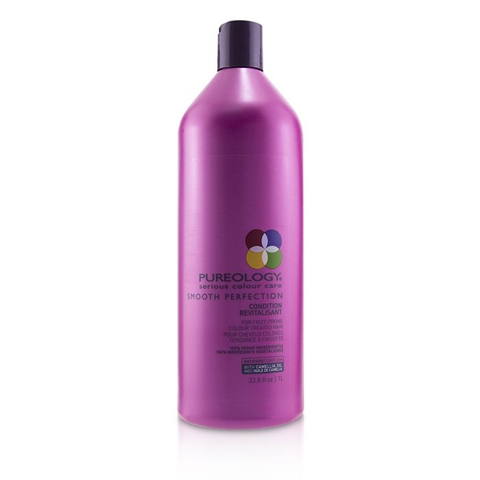 Pureology Smooth Perfection Condition (For Frizz-Prone Colour-Treated Hair) ピュアロジー Smooth Perfection Conditi 【海外直送】