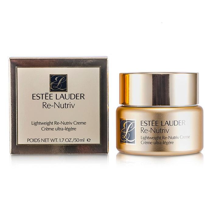Estee LauderRe-Nutriv Light Weight Creamエスティローダーリニュートリィブ ライトウェイトクリーム 50ml/1.7oz【海外直送】