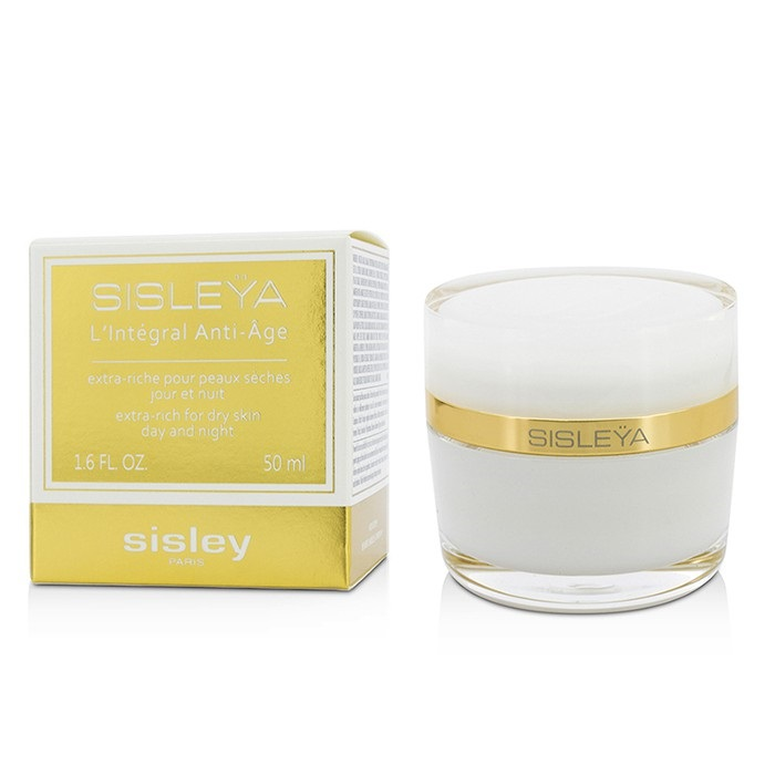 Sisley Sisleya L'Integral Anti-Age Day And Night Cream - Extra Rich for Dry skin シスレー シスレヤ レ'インテグラル アンチ-エージ 【海外直送】
