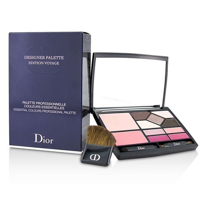 Christian DiorDesigner Palette Edition Voyage (Harmony Rose)クリスチャンディオールDesigner Palette Edition Voyage (Harmo【海外直送】