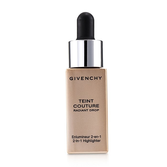 Givenchy Teint Couture Radiant Drop 2 In 1 Highlighter - # 02 Radiant Gold ジバンシィ テント クチュール ラディエント ドロップ 2 イン 【海外直送】
