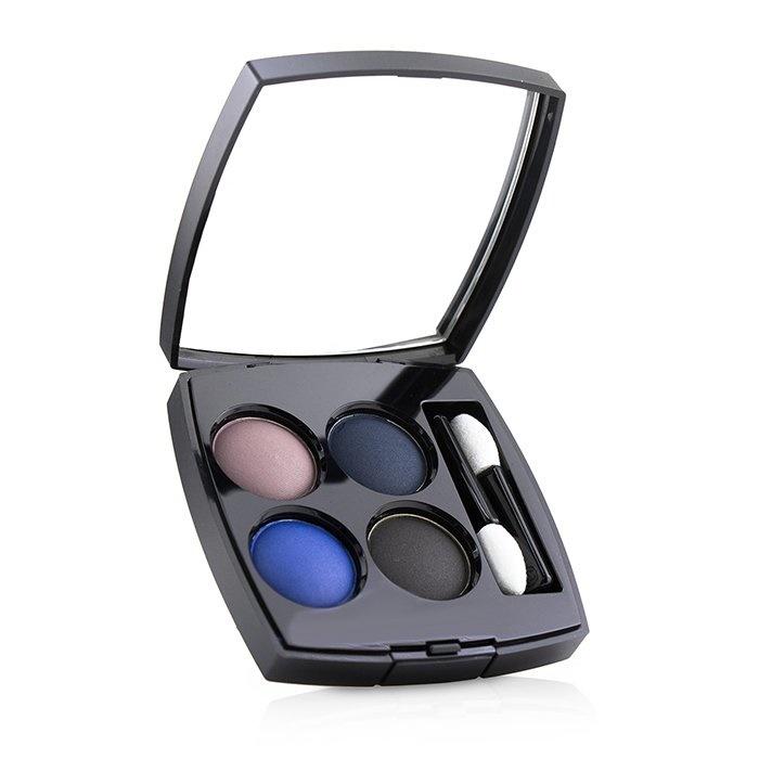 Chanel Les 4 Ombres Quadra Eye Shadow - No. 312 Quiet Revolution シャネル レ 4 オンブル クアドラ アイ シャドウ - No. 312 Quiet 【海外直送】