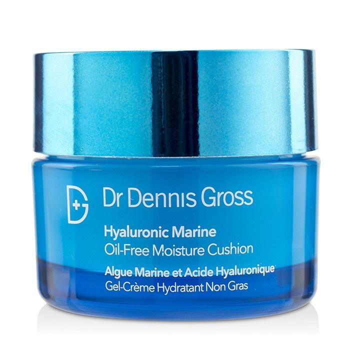 Dr Dennis Gross Hyaluronic Marine Oil-Free Moisture Cushion - Salon Product ドクターデニスグロス ヒアルロン マリン オイル-フリー モイス 【海外直送】