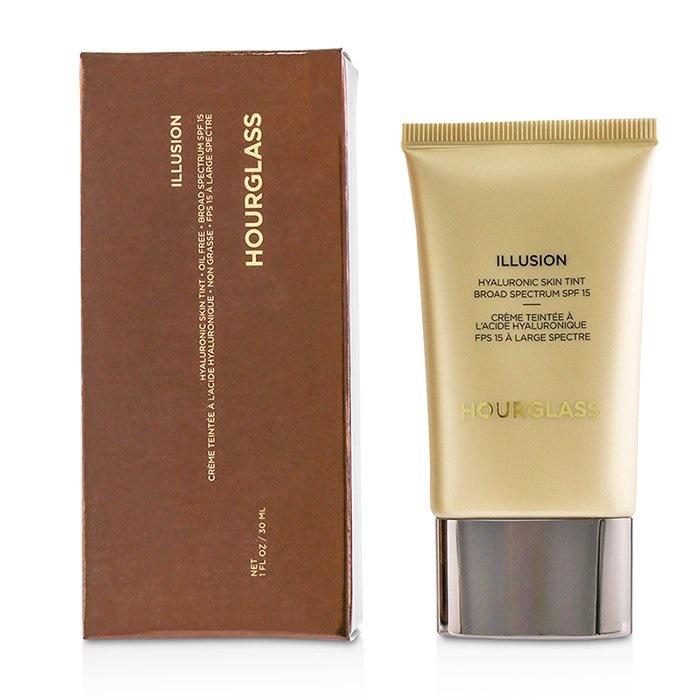 HourGlass Illusion Hyaluronic Skin Tint SPF 15 - # Ivory アワーグラス イルージョン ヒアルロン スキン ティント SPF 15 - # Ivory 30ml/ 【海外直送】
