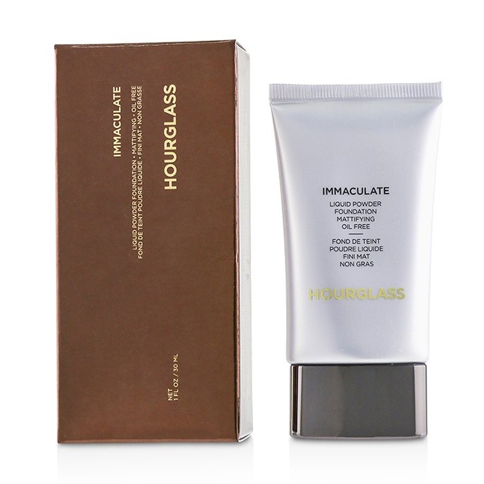 HourGlass Immaculate Liquid Powder Foundation - # Natural アワーグラス Immaculate Liquid Powder Foundation - # Nat 【海外直送】