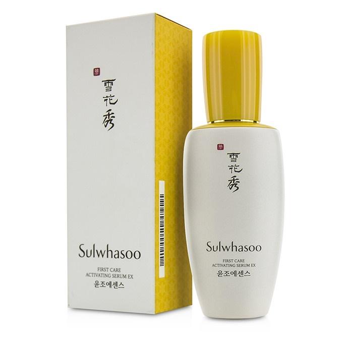 Sulwhasoo First Care Activating Serum EX ソルファス ファーストケア アクティベーティング セラム EX 90ml/3oz 【海外直送】
