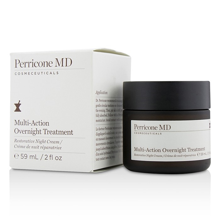 Perricone MDMulti-Action Overnight Overnight Treatment【海外直送】 Restorative MDMulti-Action Night CreamドクターペリコンMulti-Action Overnight Treatment【海外直送】, 公式の :68925fd9 --- officewill.xsrv.jp