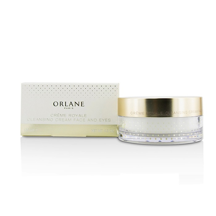 OrlaneCreme Royale Cleansing Cream Face & EyesオルラーヌCreme Royale Cleansing Cream Face & Eyes 130ml/4.3oz【海外直送】