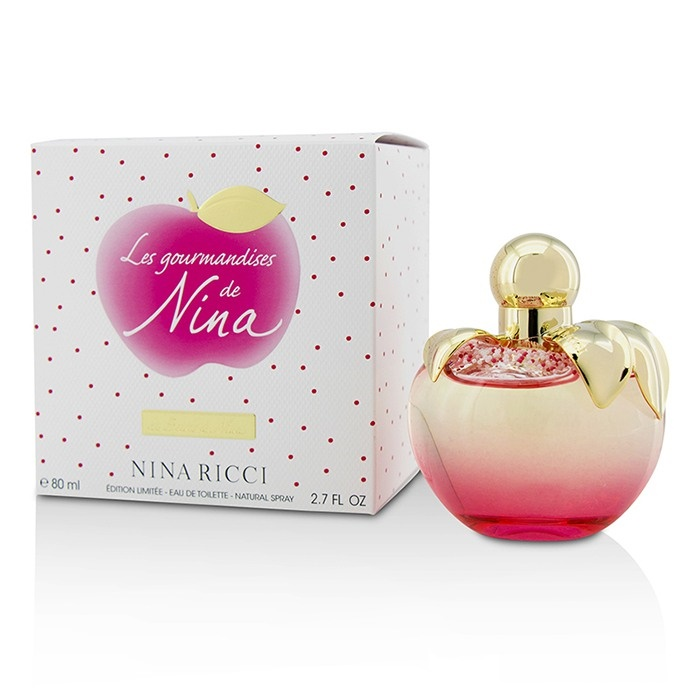 Nina RicciNina Les Gourmandises Eau De Toilette Spray (Limited Edition)ニナリッチLes Gourmandises De Nina Eau De T【海外直送】