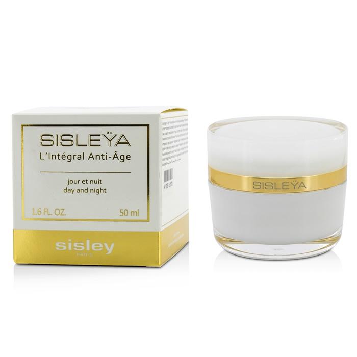 Sisley Sisleya L'Integral Anti-Age Day And Night Cream シスレー シスレヤ レ'インテグラル アンチ-エージ デイ And ナイト クリーム 50ml/1.6oz 【海外直送】
