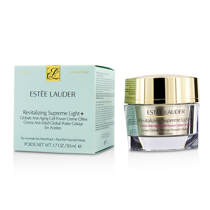 Estee Power light LauderRevitalizing Supreme light +Global Anti-Aging Cell Power Creme Anti-Aging Oil-FreeエスティローダーRevitalizing Supre【海外直送】, キッズハート:87033deb --- officewill.xsrv.jp