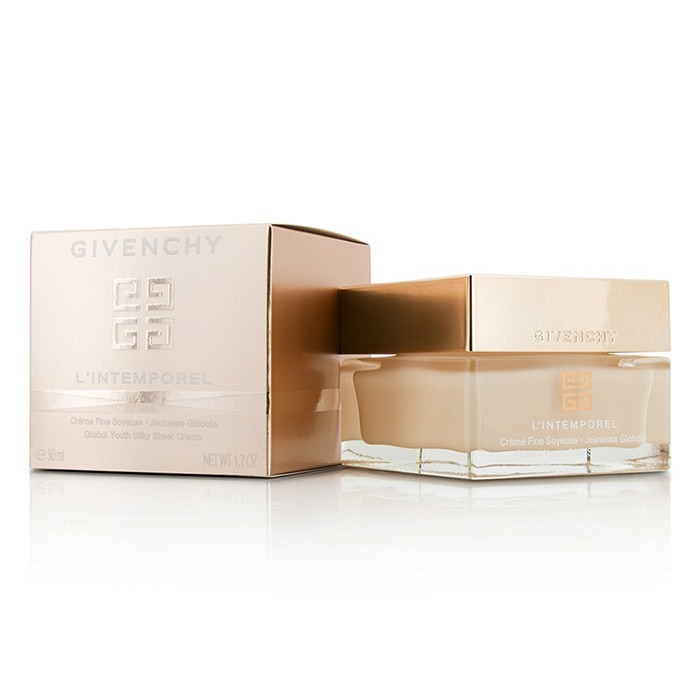 GivenchyL'Intemporel Global Youth - Silky Sheer Skin Cream - For All Cream Skin TypesジバンシィL'Intemporel Global Youth Silky【海外直送】, だるま商店:2041604c --- officewill.xsrv.jp