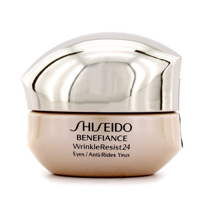 ShiseidoBenefiance WrinkleResist24 Intensive Eye Contour Cream資生堂Wレジスト24 インテンシブ アイコントアクリーム 15ml/0.51oz【海外直送】
