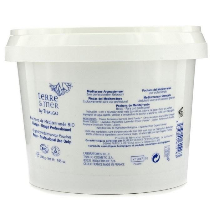 ThalgoTerre & Mediterranean Mer Organic Mediterranean Pouches (Herbs) (Herbs) (Salon & Size)タルゴテール&メール オーガニック メディトレニアン ポーチ (サロンサイズ) 2【海外直送】, ネットショップ きらく屋:81c4b46b --- officewill.xsrv.jp