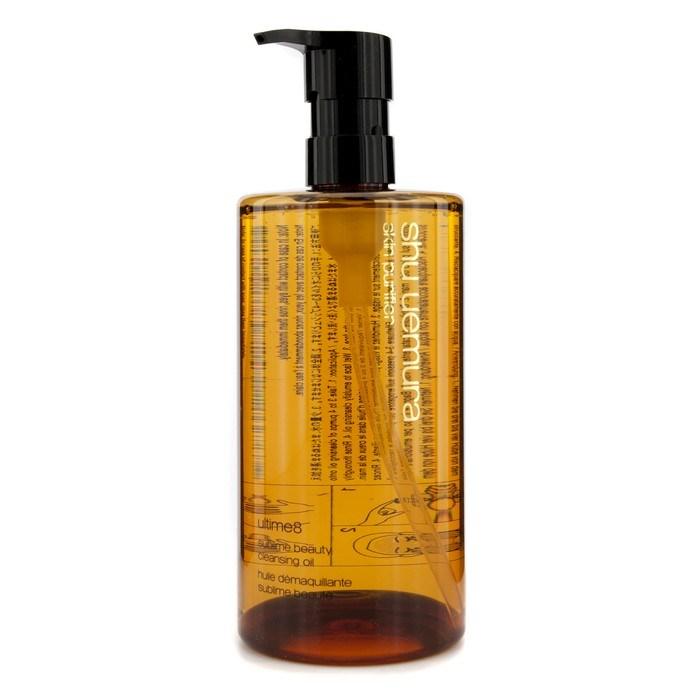 Shu UemuraUltime 8 Sublime Beauty Cleansing Oilシュウウエムラアルティム8 スブリム ビューティ クレンジング オイル 450ml/15.2oz【海外直送】