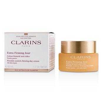 独特な店 Clarins Extra-Firming Jour Control, Wrinkle Control, Firming Day Cream Cream - - All Skin Types (Unboxed) クラランス Extra-Firming【海外直送】, 松阪牛の長太屋:82f9c164 --- moynihancurran.com