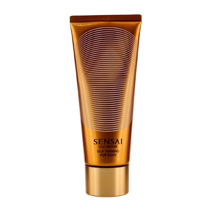 KaneboSensai Silky Silky Bronze Self Tanning For Bodyカネボウセンサイ シルキーブロンズ フォー KaneboSensai セルフタンニング フォー ボディ 150ml/5.2oz【海外直送】, 湖西市:ecb5ba2b --- officewill.xsrv.jp