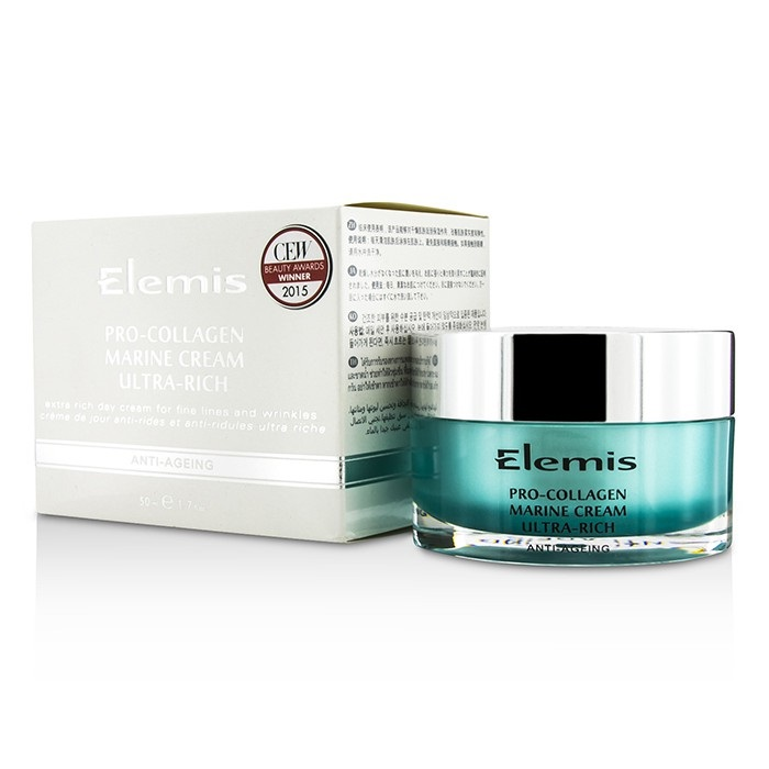 ElemisPro-Collagen Marine Cream Ultra Rich RichエレミスPro-Collagen ElemisPro-Collagen Marine Cream Ultra Marine Rich 50ml/1.7oz【海外直送】, ハンダチョウ:204fbe82 --- officewill.xsrv.jp