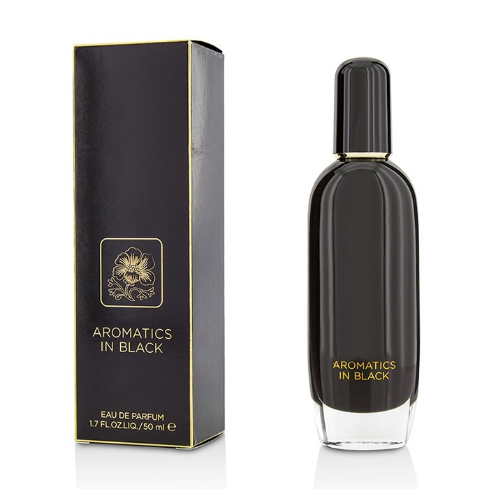 CliniqueAromatics In Black Eau De Parfum Spray (Without Cellophane)クリニークAromatics In Black Eau De Parfum Spra【海外直送】