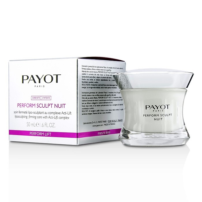 PayotPerform Lift Perform Perform Sculpt For Nuit Nuit - For Mature SkinsパイヨPerform Lift Perform Sculpt Nuit - For Mature Skin【海外直送】, スマホスマイル:ae830502 --- officewill.xsrv.jp