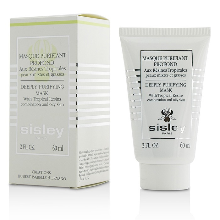 SisleyDeeply Purifying Mask Resins With Tropical Resins (Combination And Purifying Oily Mask Skin)シスレーDeeply Purifying Mask With Tr【海外直送】, 色見本のG&E:3ca37dee --- rods.org.uk