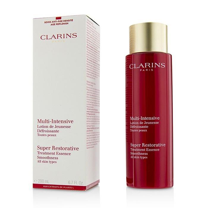 Clarins Super Restorative Treatment Essence クラランス スープラ トリートメント エッセンス ローション 200ml/6.7oz 【海外直送】