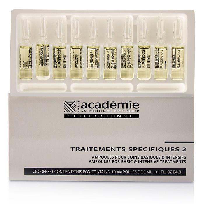 AcademieSpecific Treatments 2 Ampoules 3【海外直送】 Omega 3-6-9 2 - Salon ProductアカデミーSpecific Ampoules Treatments 2 Ampoules Omega 3【海外直送】, トヨトミムラ:01608721 --- officewill.xsrv.jp