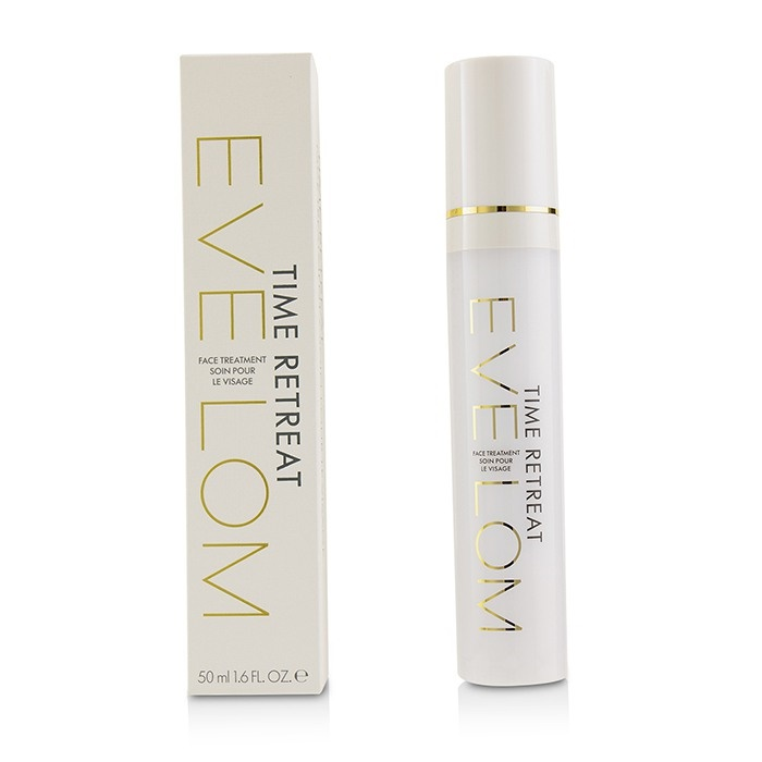 Eve LomTime Retreat Face TreatmentイヴロムTime Retreat Face Treatment 50ml/1.6oz【海外直送】