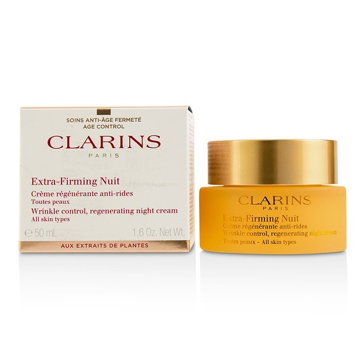 ClarinsExtra-Firming Nuit Wrinkle All Skin Control Regenerating Night Cream - All Cream Skin TypesクラランスExtra-Firming Nuit W【海外直送】, ヒラタチョウ:988a1178 --- officewill.xsrv.jp