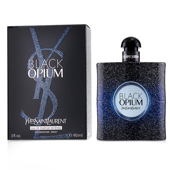 Yves Saint Laurent Black Opium Eau De Parfum Intense Spray イヴサンローラン Black Opium Eau De Parfum Intense Spray 【海外直送】