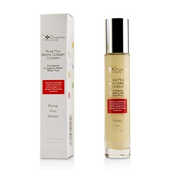 The Organic PharmacyRose Plus Marine Collagen ComplexオーガニックファーマシーRose Plus Marine Collagen Complex 35ml/1.2oz【海外直送】