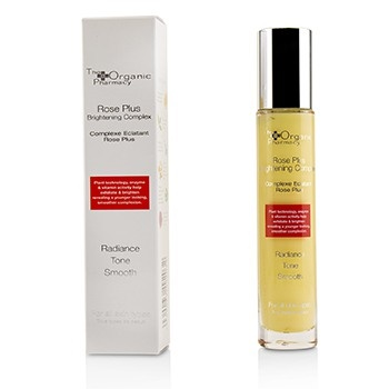 The The Organic PharmacyRose Complex Plus Plus Brightening ComplexオーガニックファーマシーRose Plus Brightening Complex 35ml/1.2oz【海外直送】, MOTOCORSE_モトコルセ:1655ec5b --- officewill.xsrv.jp
