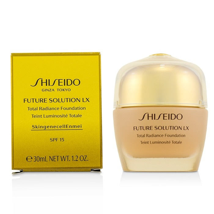 ShiseidoFuture Solution LX Total Radiance Foundation SPF15 - # Rose 3資生堂Future Solution LX Total Radiance Fou【海外直送】