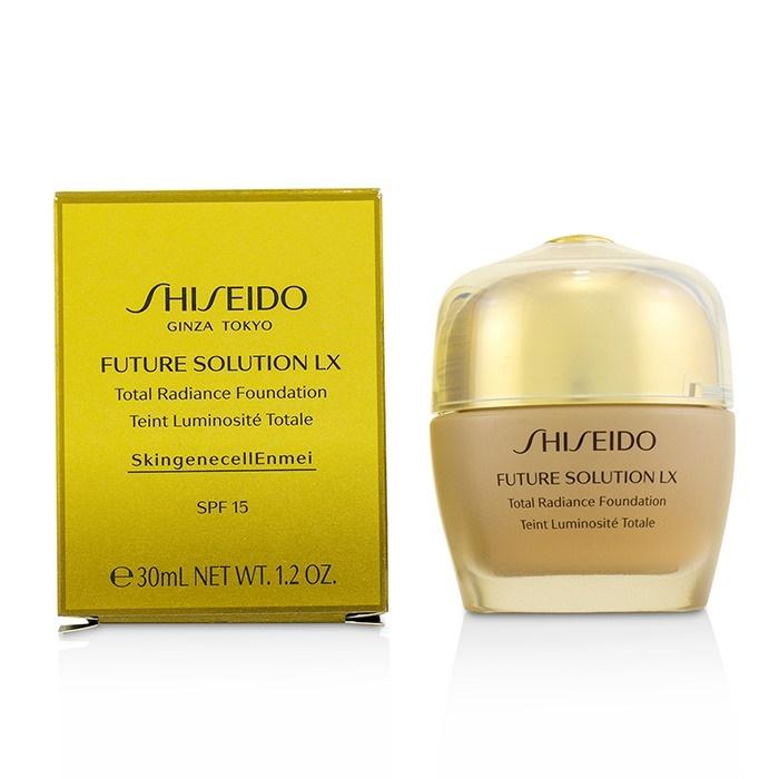 ShiseidoFuture Solution LX Total Radiance Foundation SPF15 - # Rose 4資生堂Future Solution LX Total Radiance Fou【海外直送】