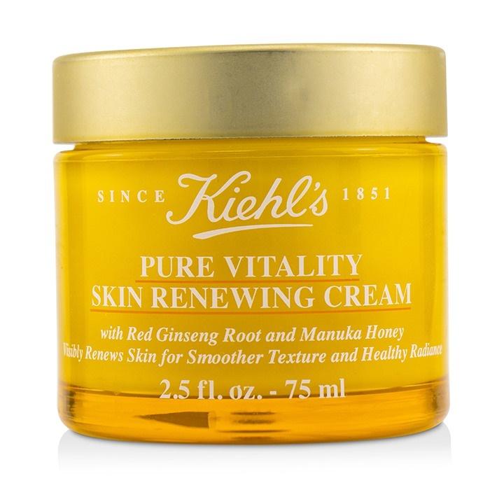 Kiehl'sPure Vitality Skin Renewing CreamキールズPure Vitality Skin Renewing Cream 75ml/2.5oz【海外直送】