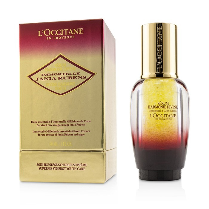 L'OccitaneImmortelle Harmony Divine (Without Harmony Serum (Without Cellophane)ロクシタンImmortelle Divine Harmony Divine Serum (Without C【海外直送】, 石越町:bfb2ee59 --- officewill.xsrv.jp