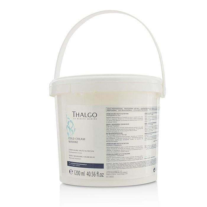 ThalgoCold Cream Nourishing Marine Deeply Nourishing Deeply Cream-Balm (Salon Marine Product)タルゴCold Cream Marine Deeply Nourishing Cr【海外直送】, sneezy:49639c50 --- officewill.xsrv.jp