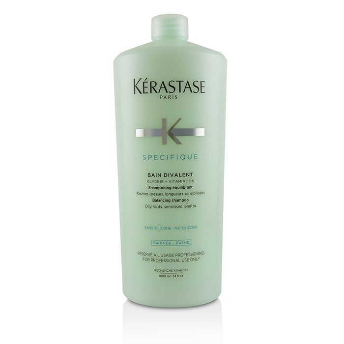 KerastaseSpecifique Bain Divalent Balancing Shampoo (Oily Roots Sensitised Lengths)ケラスターゼSpecifique Bain Div【海外直送】