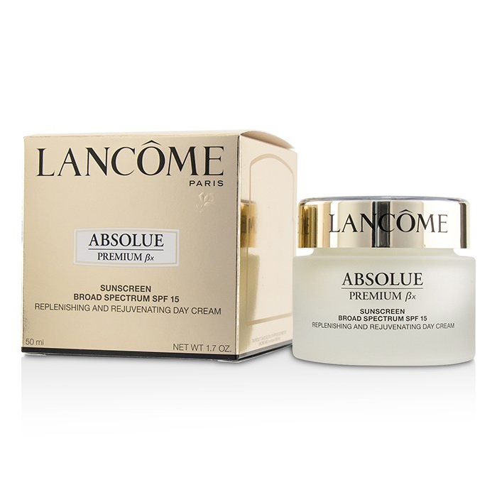 LancomeAbsolue Day Premium LancomeAbsolue Bx Replenishing And Rejuvenating Day Cream Cream SPF15 (US Version)ランコムAbsolue Premium Bx Re【海外直送】, ウェルキューブ:a8a6158c --- officewill.xsrv.jp