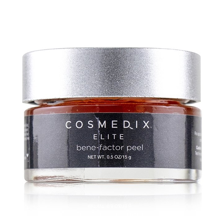 CosMedixElite Bene-Factor Peel (Salon Product)コスメディックスElite Bene-Factor Peel (Salon Product) 15g/0.5oz【海外直送】