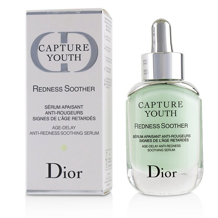 Christian DiorCapture Youth Redness Soother Age-Delay Anti-Redness Soothing SerumクリスチャンディオールCapture Youth Red【海外直送】
