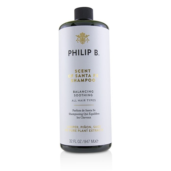 Philip BScent of Santa Fe Shampoo (Balancing Soothing - All Hair Types)フィリップ BScent of Santa Fe Shampoo (Bala【海外直送】