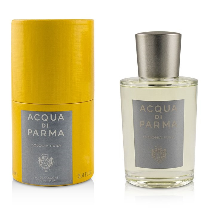 Acqua de Di 27002 ParmaColonia Pura Eau de Spray Cologne SprayアクアディパルマColonia Pura Eau de Cologne Spray 27002 100ml/3.4oz【海外直送】, 美郷町:d3c41e52 --- refractivemarketing.com