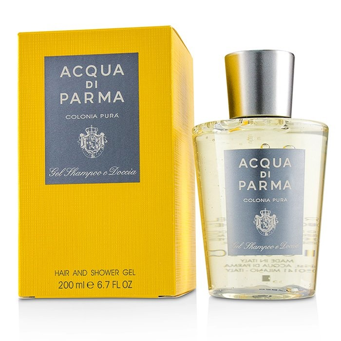 Acqua Di ParmaColonia Pura Hair & Shower GelアクアディパルマColonia Pura Hair & Shower Gel 200ml/6.7oz【海外直送】